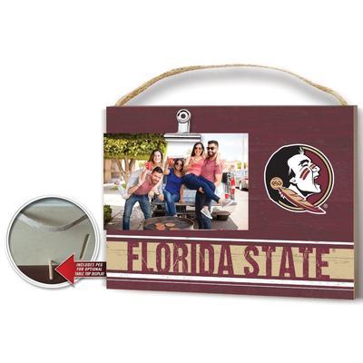 FSU Colored Logo Clip It