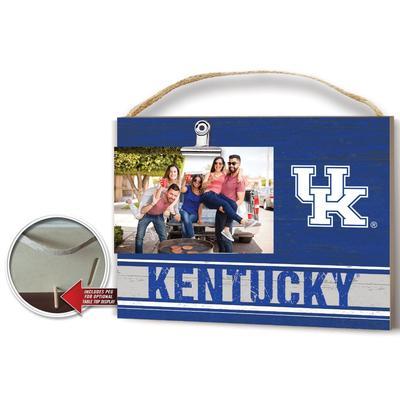 Kentucky Colored Logo Clip It
