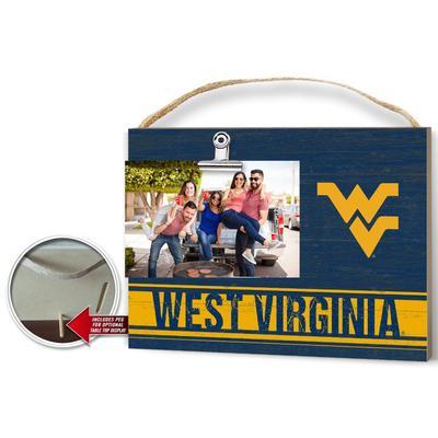 West Virginia Colored Logo Clip It
