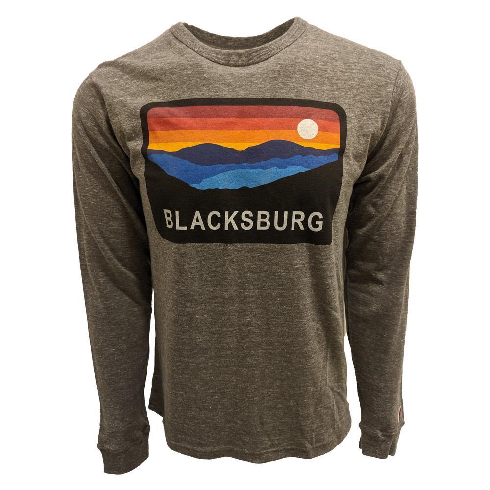 Blacksburg Tri- Blend L/S T- Shirt