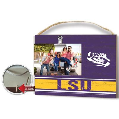 LSU Colored Logo Clip It