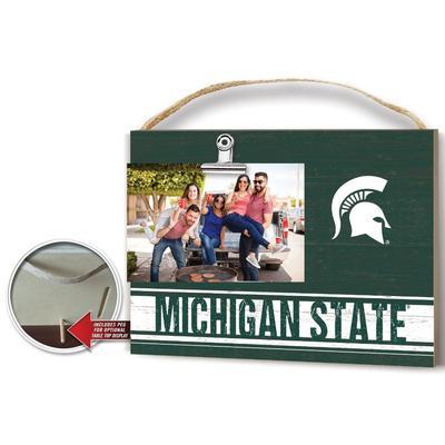 Michigan State Colored Logo Clip It