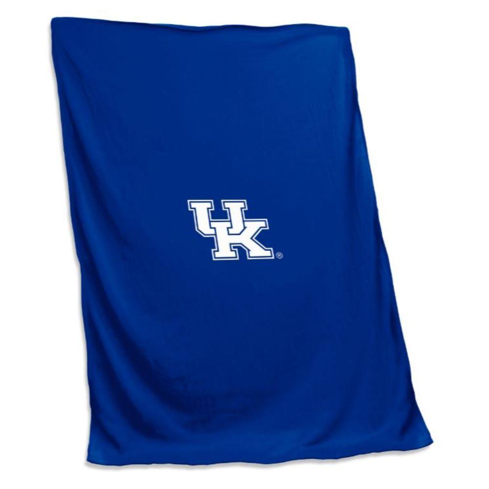 Kentucky Jersey Sweatshirt Blanket