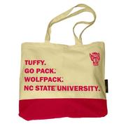 Nc State Logo Brands Favorite Things Tote