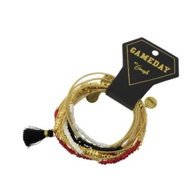 Erimish Johnny Gameday Slinky Bracelet Set