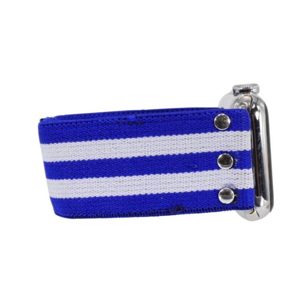 Erimish Carey Stripe Apple Watch Band