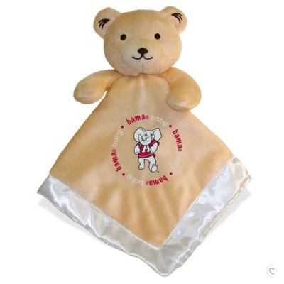Alabama Security Bear Blanket