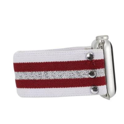 Erimish Ron Stripe Apple Watch Band