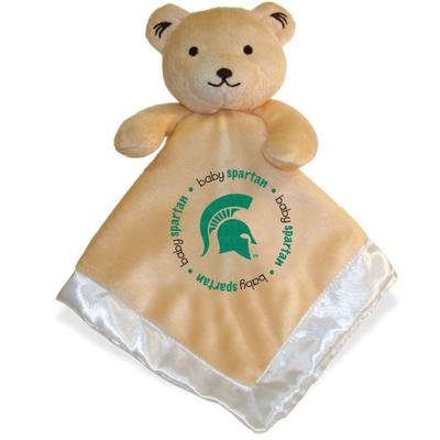 Michigan State Security Bear Blanket