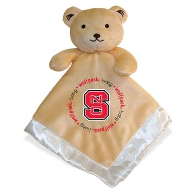 NC State Security Bear Blanket
