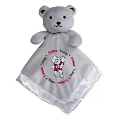 Alabama Grey Security Bear Blanket