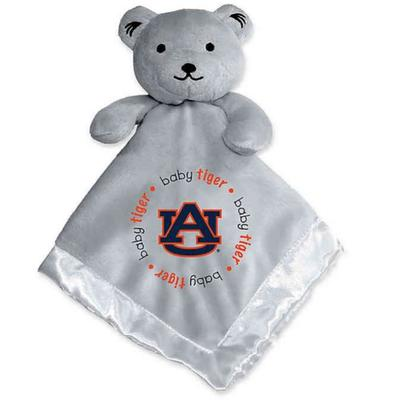 Auburn Grey Security Bear Blanket