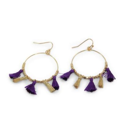 Erimish Brandon B Earrings