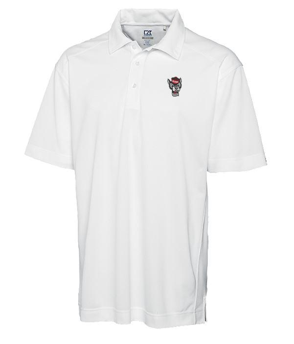 Nc State Cutter And Buck Drytec Genre Polo