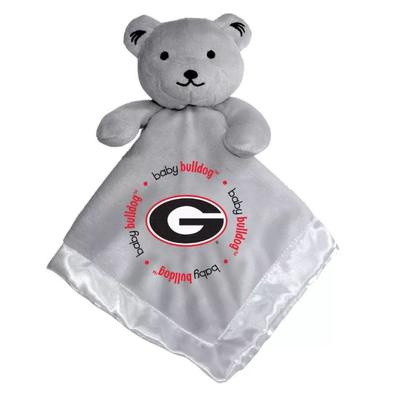Georgia Grey Security Bear Blanket