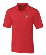 Nc State Cutter & Buck Forge Pencil Stripe Polo