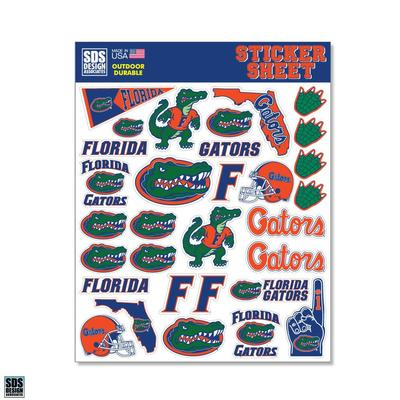 Florida Standard Sticker Sheet