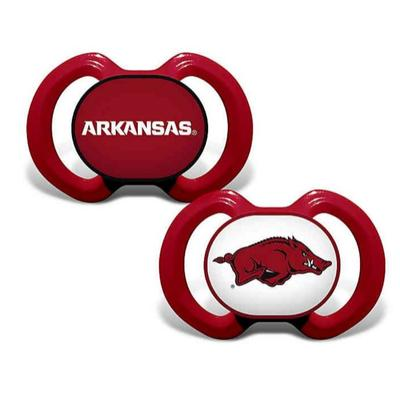 Arkansas Pacifier 2-Pack