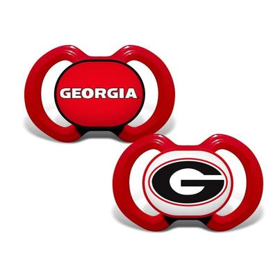 Georgia Pacifier 2-Pack