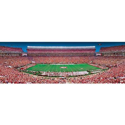 Alabama Stadium Panoramic Puzzle