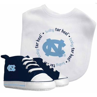 UNC Bib and Prewalkers Set