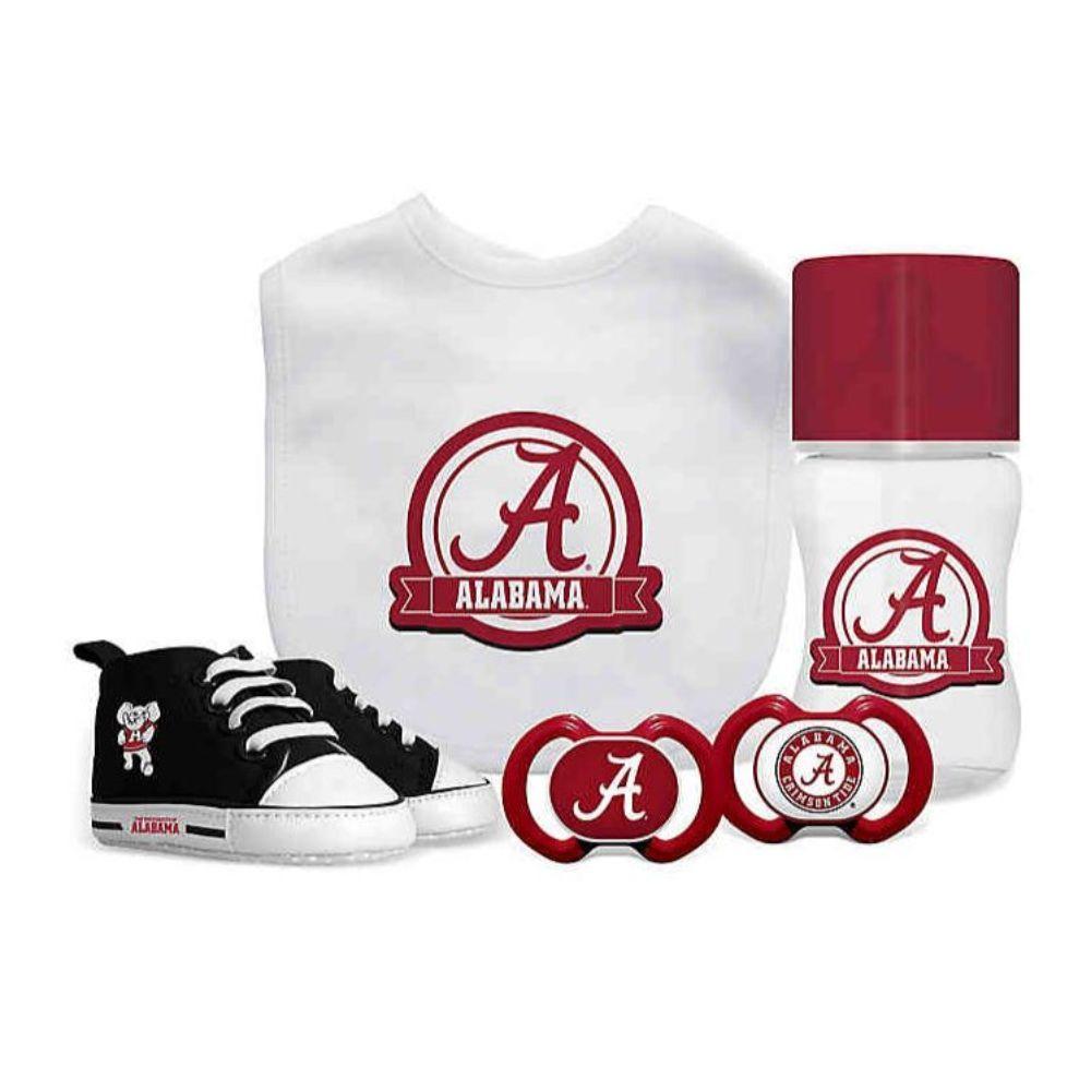 Alabama Infant 5- Piece Gift Set