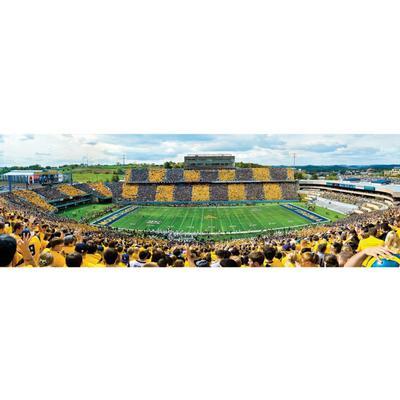 West Virginia Stadium Panoramic Puzzle