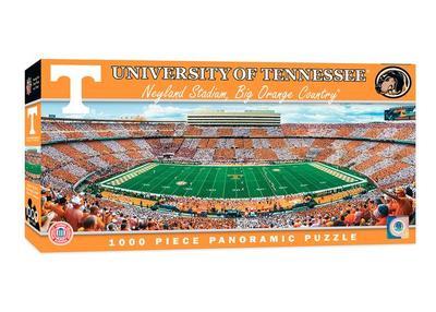 Tennessee Vols Stadium Panoramic Jigsaw Puzzle