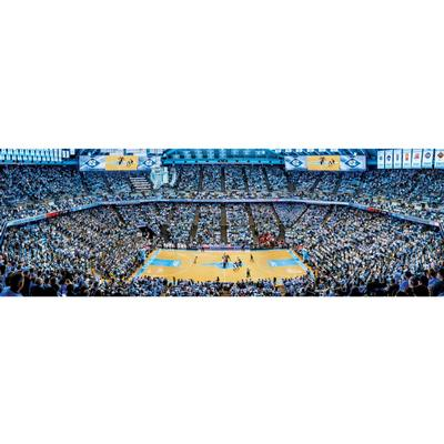 UNC Stadium Panoramic Puzzle
