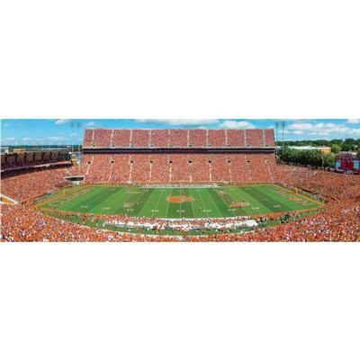 Clemson Stadium Panoramic Puzzle