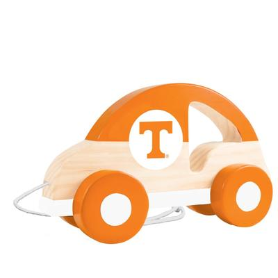 Tennessee Wood Baby Push Pull Toy