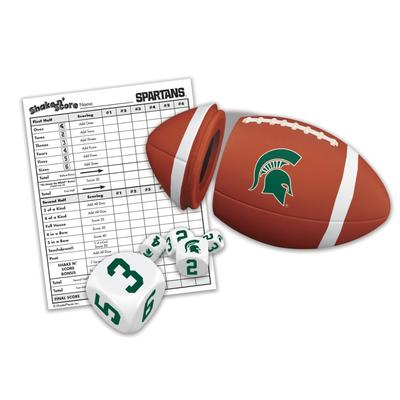 Michigan State Shake N Score