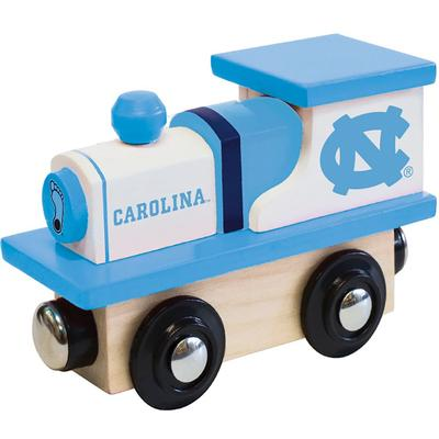 UNC Wood Toy Train Engine