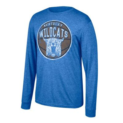 Kentucky Retro Basketball L/S Tee