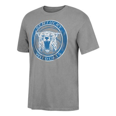 Kentucky Basketball Cat S/S Tee