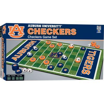 Auburn Checkers Game