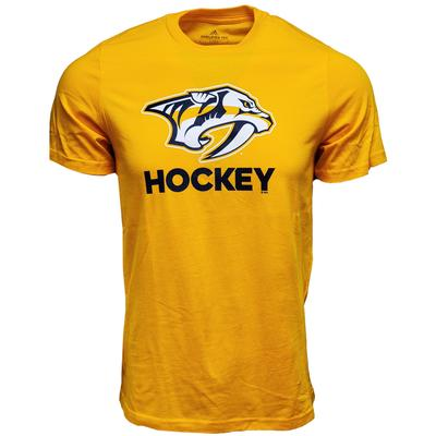 Nashville Predators Adidas Amplifier Club Tee