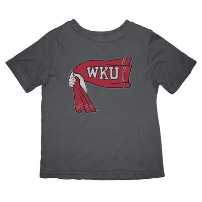 Western Kentucky Toddler Vault Tee