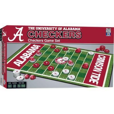 Alabama Checkers Game