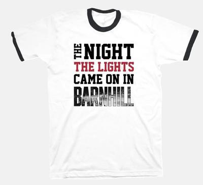 Barnhill Arena Throwback Ringer Tee