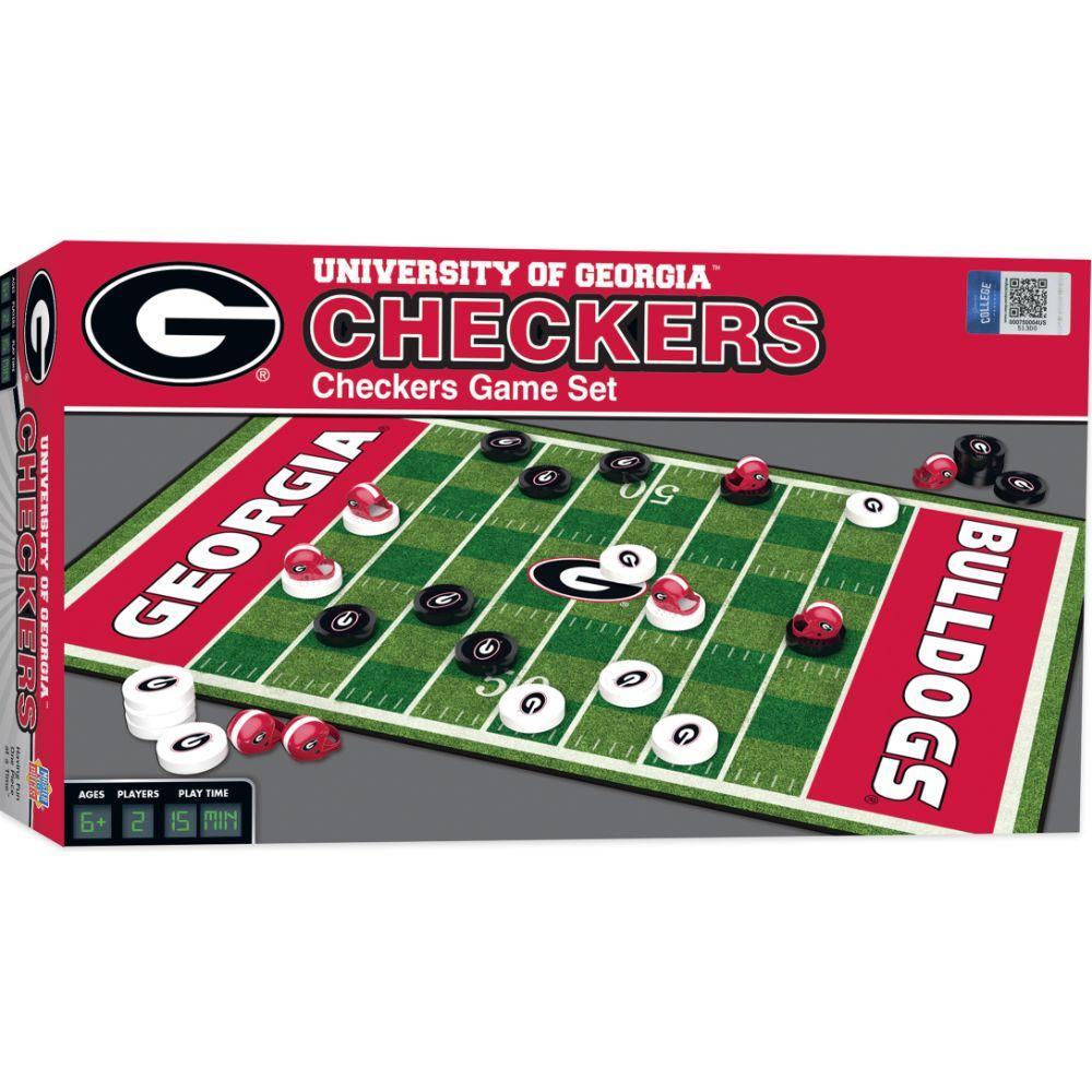 Georgia Checkers Game