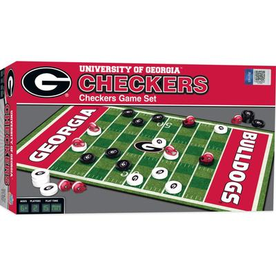 Georgia Checkers Game