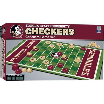 FSU Checkers Game