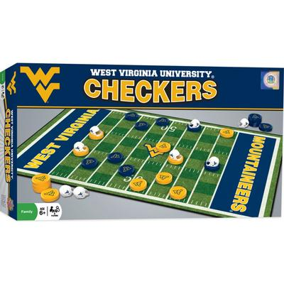 West Virginia Checkers Game