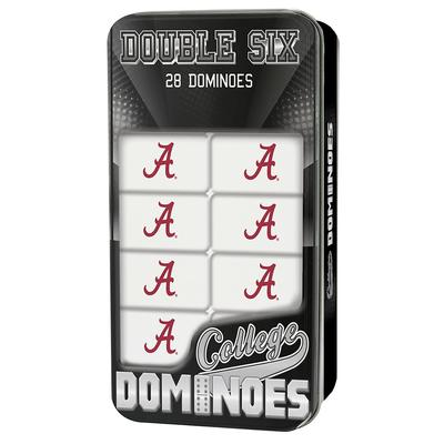 Alabama Dominoes Set