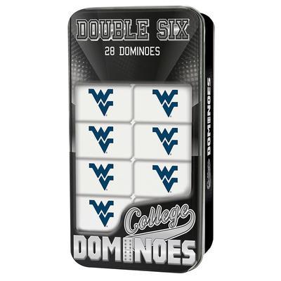 West Virginia Dominoes Set