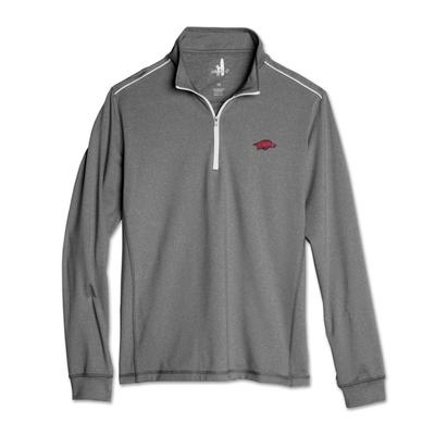 Arkansas Johnnie-O Lammie Quarter-Zip