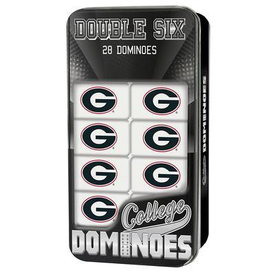 Georgia Dominoes Set