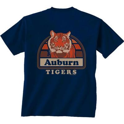 Auburn Tiger Portrait Tee