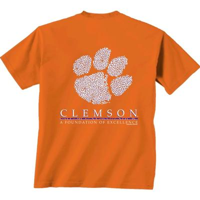 Clemson Men's Team Mosaic Tee